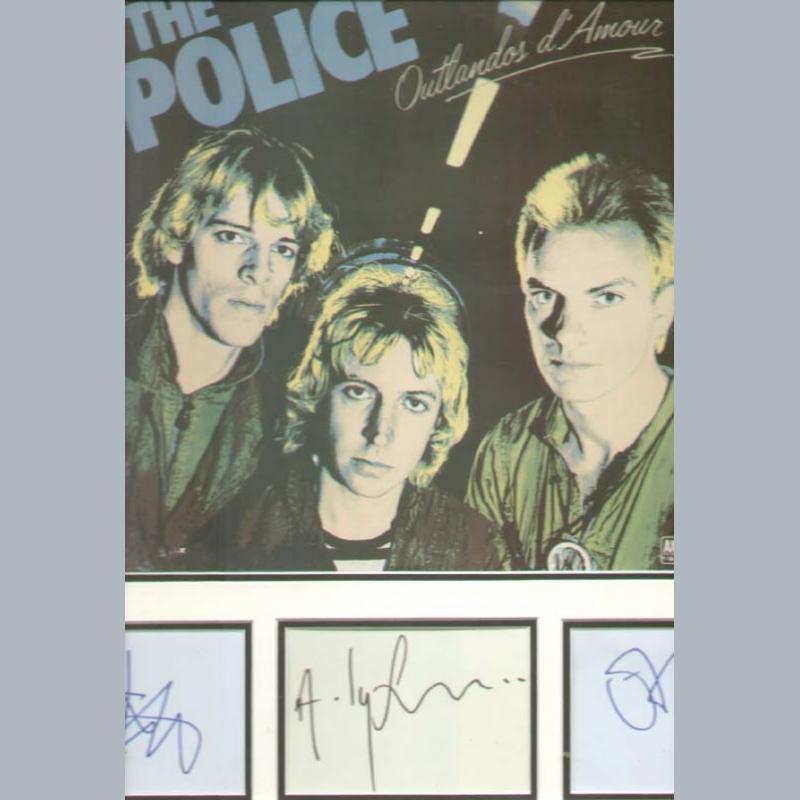 The Police Memorabilia Uk