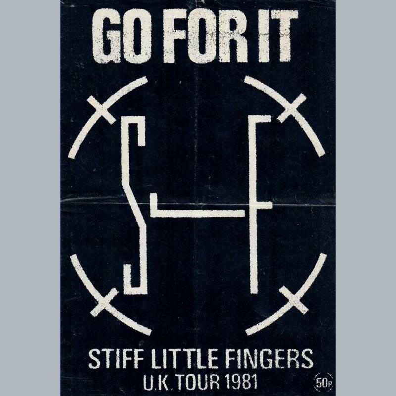 Stiff Little Fingers - Memorabilia UK