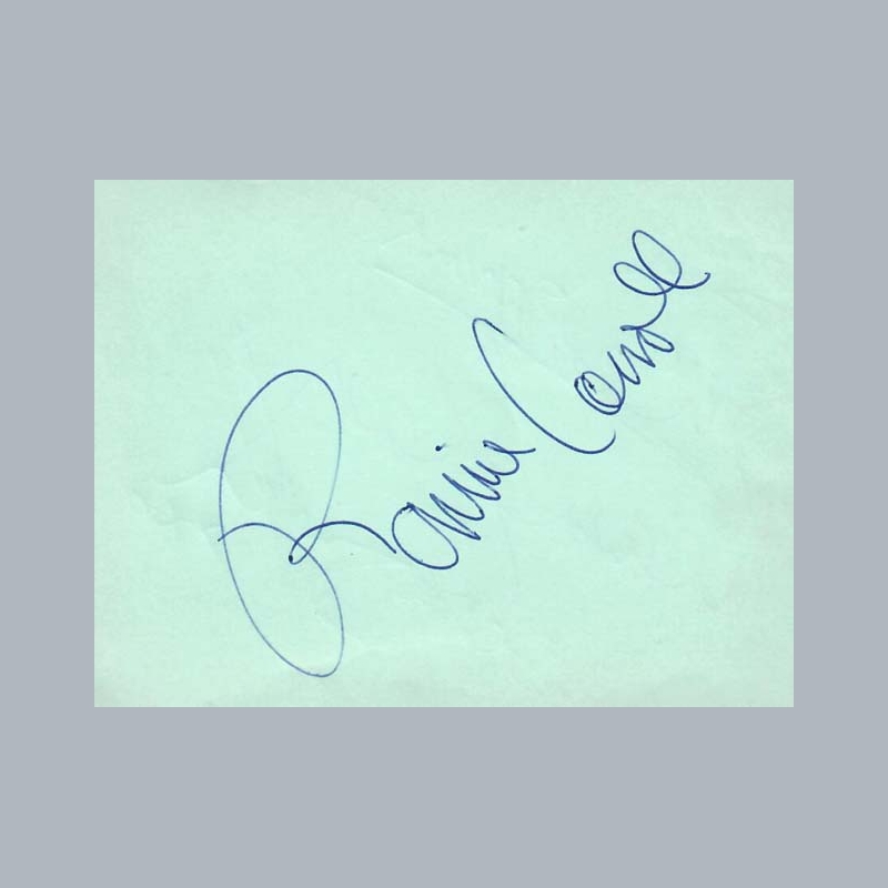 Ronnie Carroll - Footsteps