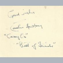 Charles Hawtrey