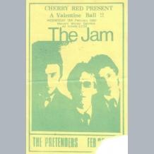 Jam Concert Ticket