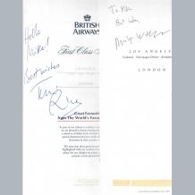 Andrew Lloyd Webber & Tim Rice