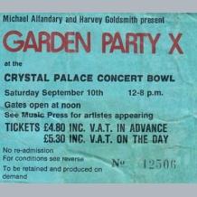 Santana Ticket
