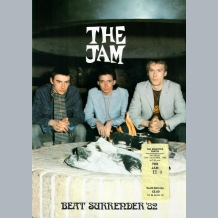 Jam Programme & Ticket