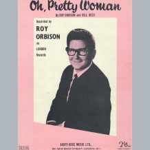 Roy Orbison Sheet Music