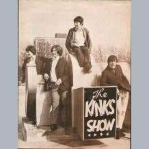 Yardbirds & The Kinks Programme