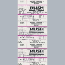 Rush Tickets