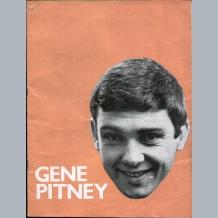 Gene Pitney (1967) Programme