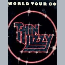 Thin Lizzy Programme