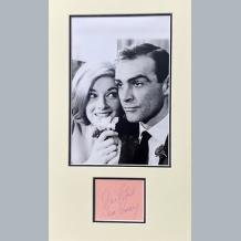 Sean Connery & Diane Cilento
