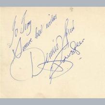 Dennis Spicer