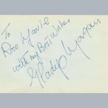 Gladys Morgan