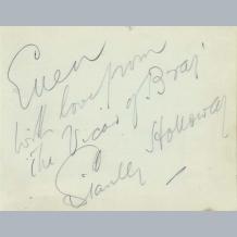 Stanley Holloway & Seymour Hicks