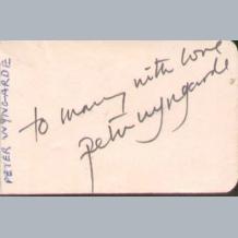 Peter Wyngarde