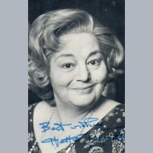 Hattie Jacques