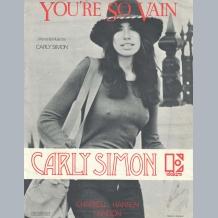 Carly Simon Sheet Music