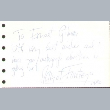 Margot Fonteyn