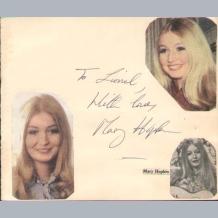 Mary Hopkin