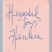 Herschel Henlere