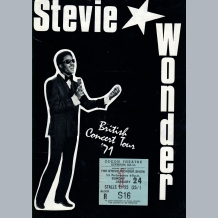 Stevie Wonder Programme
