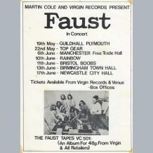 Faust Flyer