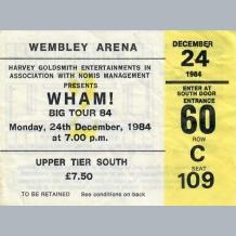 Wham Ticket