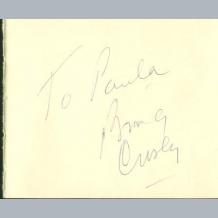 Bing Crosby & Bob Hope