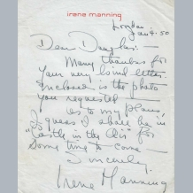 Irene Manning