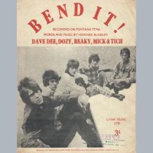 Dave Dee Dozy Beaky Mick & Tich Sheet Music