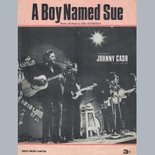 Johnny Cash Sheet Music