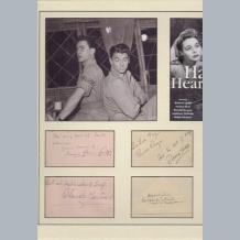 Ronald Reagan Hasty Heart