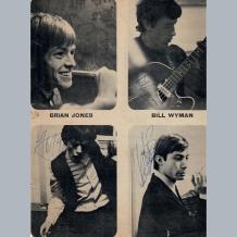 Rolling Stones (3 members)