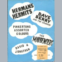 Hermans Hermits Programme