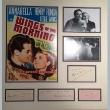 Henry Fonda Wings Of The Morning