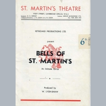 The Bells of St. Martin's