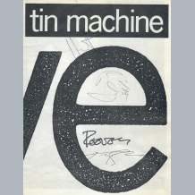 David Bowie & Tin Machine