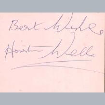 Houston Wells