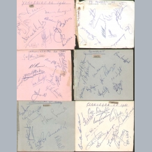 County Cricket Teams (1961)