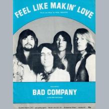Bad Company Sheet Music
