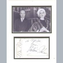 John Profumo & Valerie Hobson