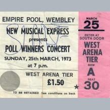 Slade Ticket