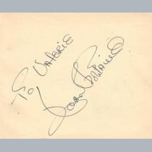 Joan Fontaine & Jack Carson