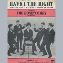Honeycombs Sheet Music