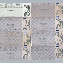 Prince Nude Tickets