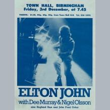 Elton John Flyer