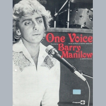 Barry Manilow Sheet Music