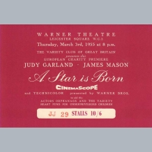 A Star Is Born Ticket