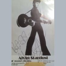 Alvin Stardust & Shane Fenton