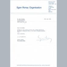 Egon Ronay