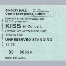 Kiss Ticket
